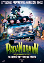 Poster ParaNorman  n. 0