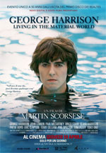 Poster George Harrison: Living in the Material World  n. 0