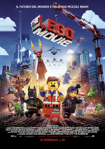 Poster The Lego Movie  n. 0