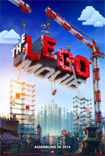 Poster The Lego Movie  n. 1