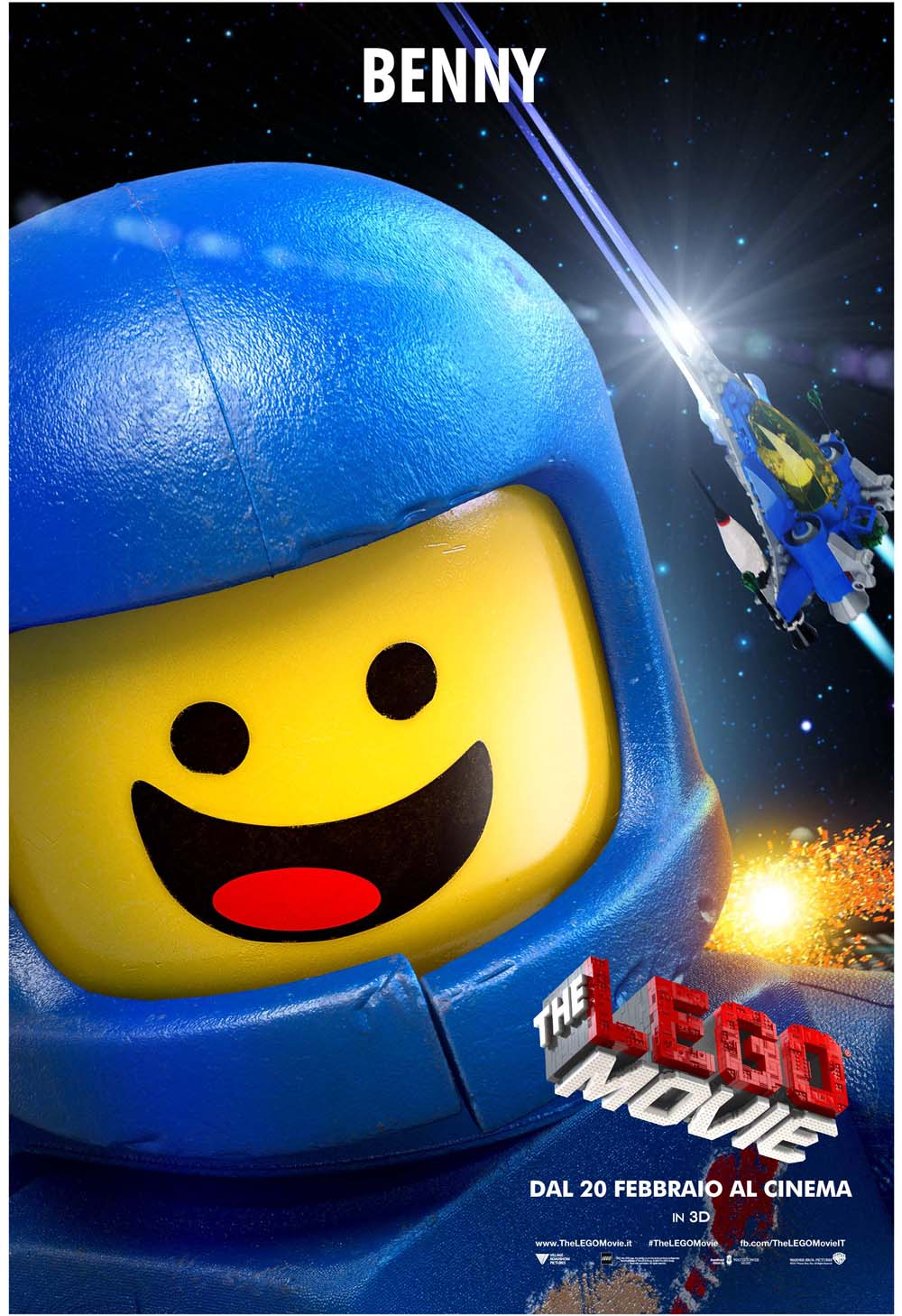Poster The Lego Movie