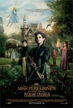 Poster Miss Peregrine - La casa dei ragazzi speciali  n. 1