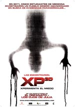 Poster Paranormal Xperience 3D  n. 5