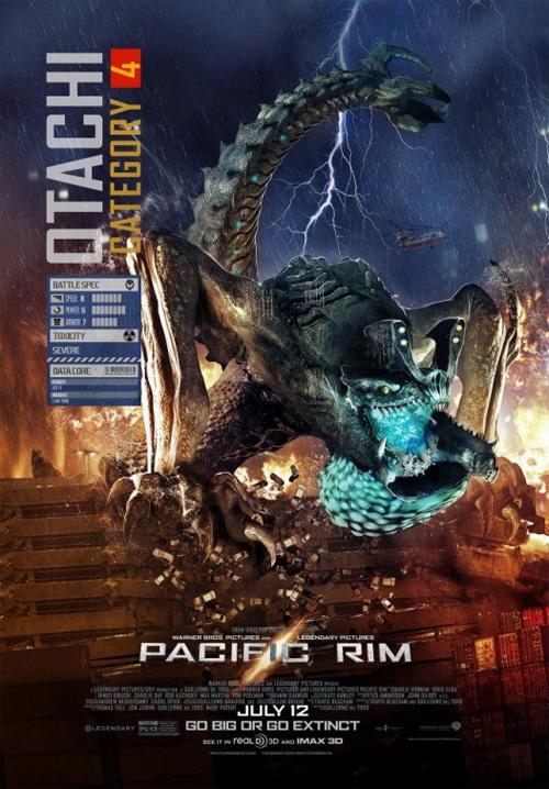 Poster Pacific Rim