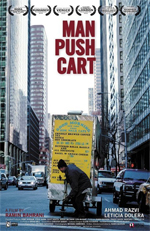 Trailer Man Push Cart