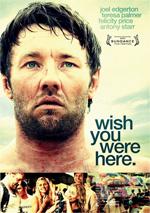 Trailer Wish You Were Here