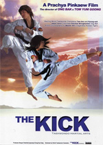 Poster The Kick  n. 0