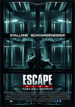Poster Escape Plan - Fuga dall'inferno  n. 0
