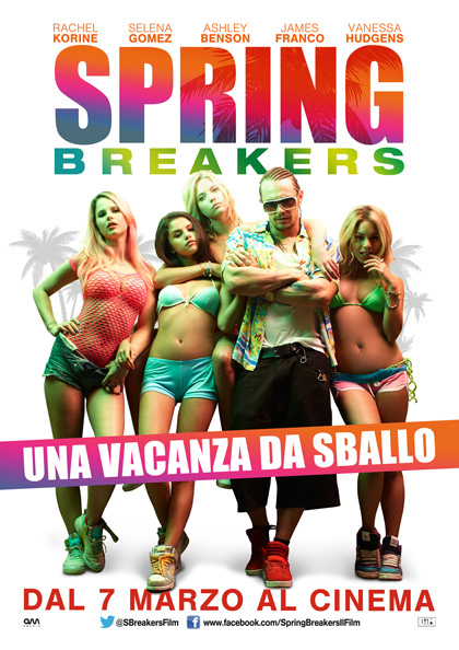 Spring Break orgia video