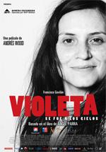 Poster Violeta Parra - Went To Heaven  n. 1