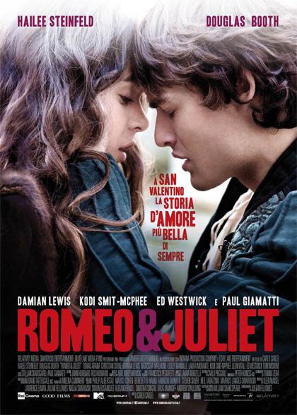 Locandina italiana Romeo&Juliet