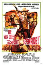 Poster I magnifici 7 cavalcano ancora  n. 0