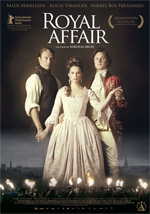 Poster Royal Affair  n. 0