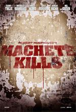 Poster Machete Kills  n. 1