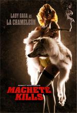 Poster Machete Kills  n. 2