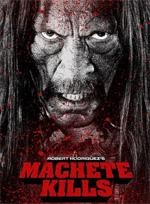 Poster Machete Kills  n. 3
