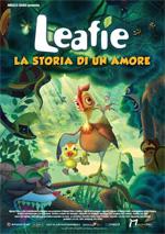 Locandina Leafie - La storia di un amore