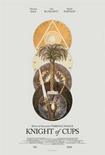 Poster Knight of Cups  n. 1