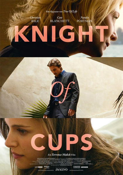 Poster Knight of Cups