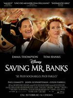 Trailer Saving Mr. Banks