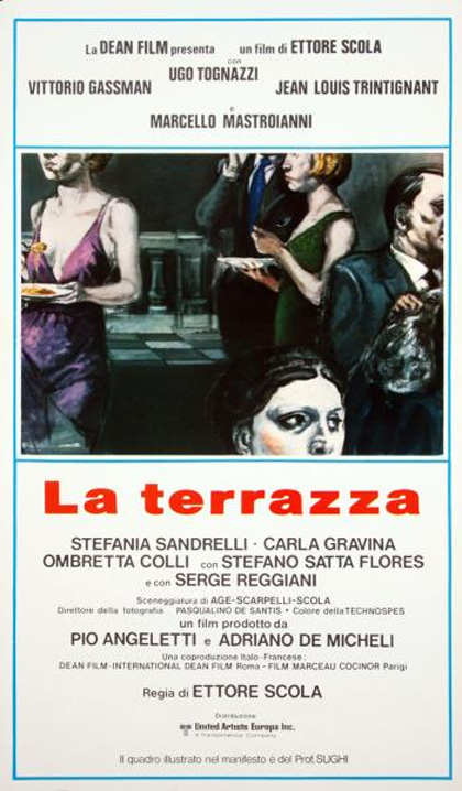La terrazza (1980) - MYmovies.it