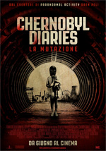 Poster Chernobyl Diaries - La mutazione  n. 0