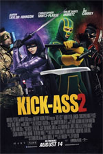 Poster Kick-Ass 2  n. 2
