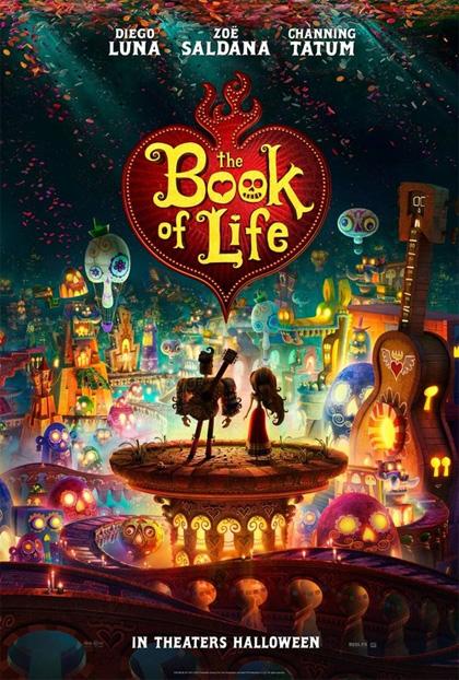 Poster Il libro della vita