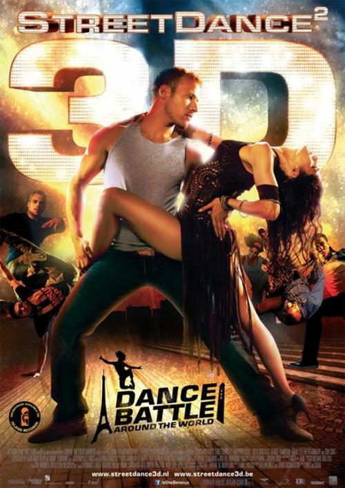 Poster Streetdance 2 3D