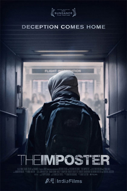 Poster L'Impostore - The Imposter