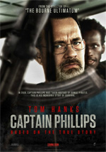 Poster Captain Phillips - Attacco in mare aperto  n. 1
