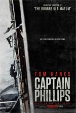 Poster Captain Phillips - Attacco in mare aperto  n. 2