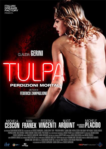 Locandina italiana Tulpa
