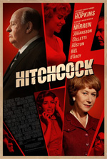Poster Hitchcock  n. 1
