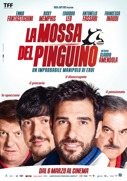La mossa del pinguino 2013 - Sky on demand film da vedere ...