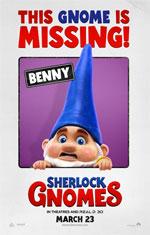 Poster Sherlock Gnomes  n. 2