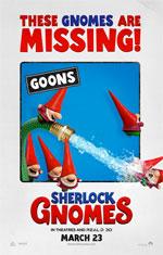 Poster Sherlock Gnomes  n. 3