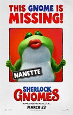 Poster Sherlock Gnomes  n. 5