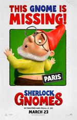 Poster Sherlock Gnomes  n. 6