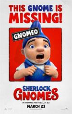 Poster Sherlock Gnomes  n. 7