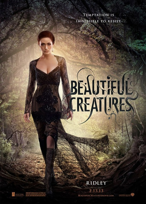Poster Beautiful Creatures - La sedicesima luna