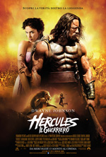 Poster Hercules - Il guerriero  n. 0