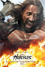 Poster Hercules - Il guerriero  n. 1