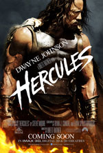 Poster Hercules - Il guerriero  n. 2