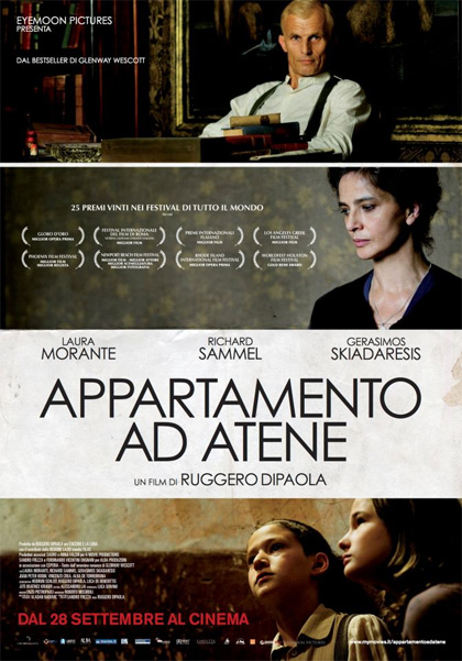 Locandina italiana Appartamento ad Atene