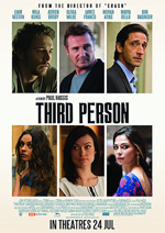 Poster Third Person  n. 5