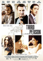 Poster Third Person  n. 7