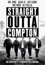 Poster Straight Outta Compton  n. 0
