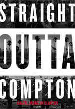 Poster Straight Outta Compton  n. 1