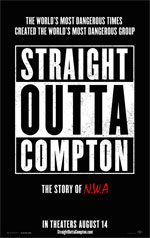 Poster Straight Outta Compton  n. 2